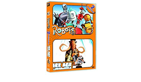 Amazon.com: Pack Robots + Ice Age (Import Movie) (European Format - Zone 2) (2008) Ewan Mcgregor; Halle Berry; Mel Broo: Movies & TV