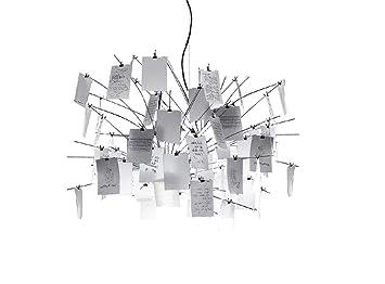 Ingo maurer zettel z lampada a sospensione amazon illuminazione