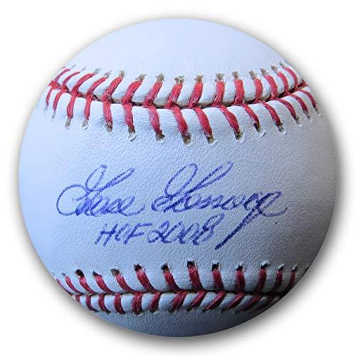 Goose Gossage Signed Autographed MLB Baseball HOF 2008 Yankees COA