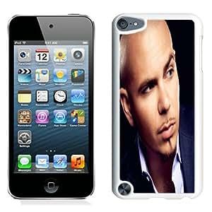 High Quality iPod Touch 5 Case ,bon bon pitbull White iPod Touch 5 Cover Unique And Fashion Designed Phone Case