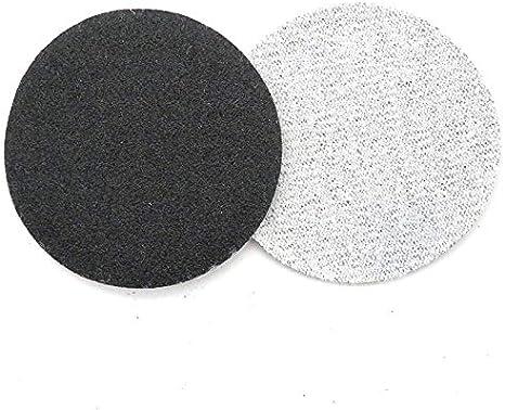 2 Inch 50mm Waterproof Sandpaper Sanding Discs Hook /& Loop Silicon Carbide Wet//Dry 60 to 10000 Grit Pack of 100 100Grit