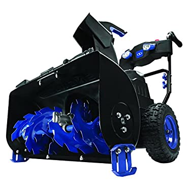 Snow Joe 24 2 Stage Cordless Electric Snow Blower, Tool Only (ION8024-CT)