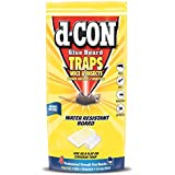 d-CON Glue Board Traps for Mice & Insects, 4 Traps (Pack of 10)