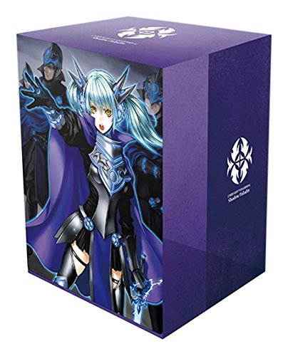 Macha Darkness Maiden Card Game Character Storage Deck Box Case Holder Cardfight!! Vanguard G Version 2 Vol.90