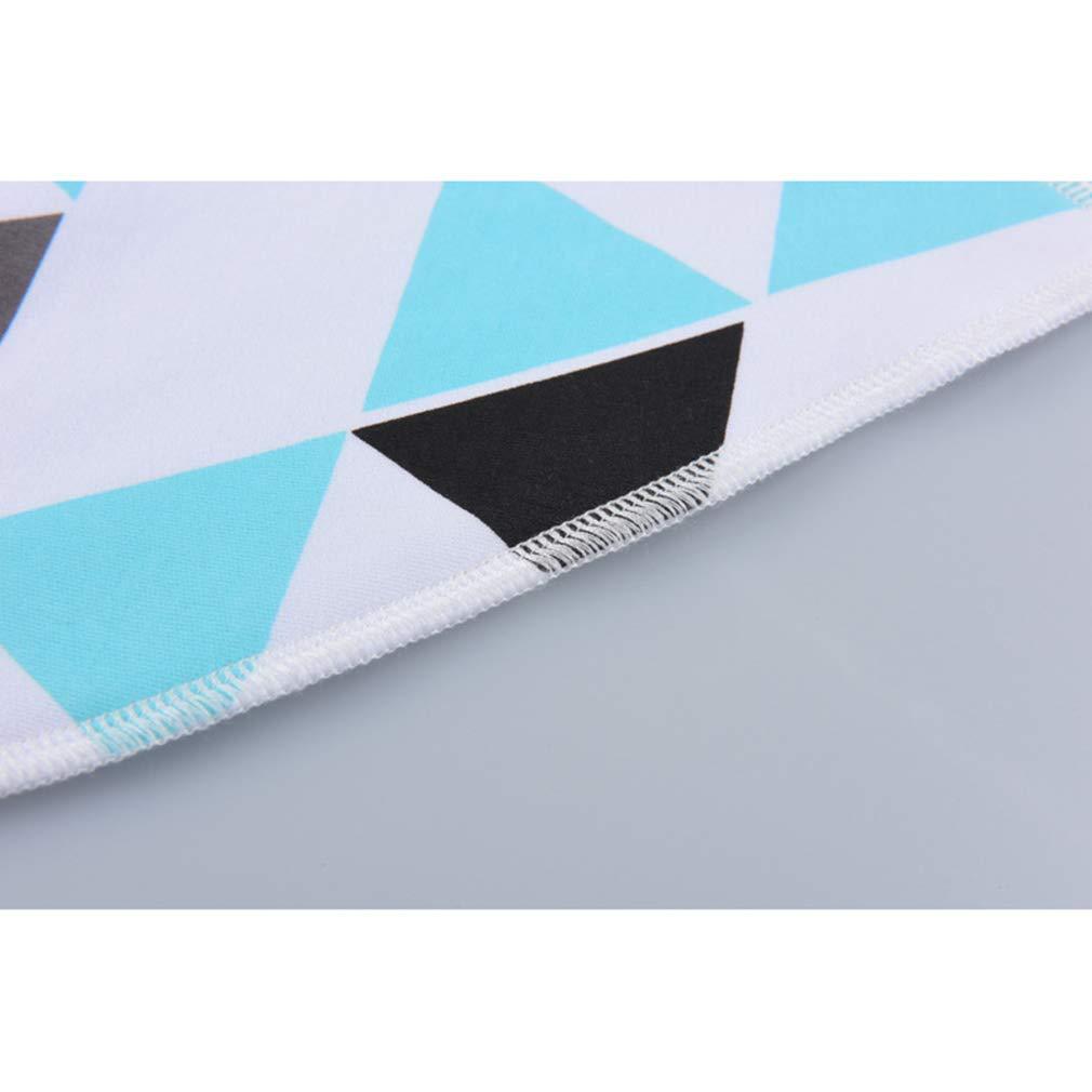 Kangcheng B/éb/é 8 Pcs Triangulaire Bib En Tissu Hypoallerg/énique Bavoir Bandana bave Coton /Écharpes Pour B/éb/é Gar/çons Et Filles Avec Des Snaps Multifonctionnels