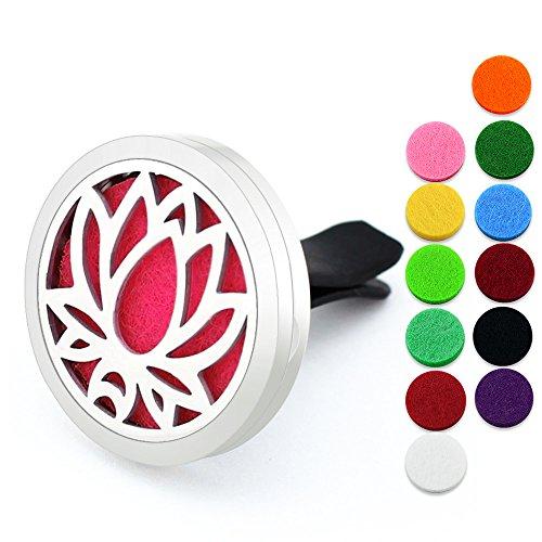 lotus essential oil diffuser - 4