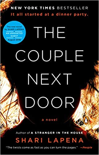 Image result for the couple next door novel