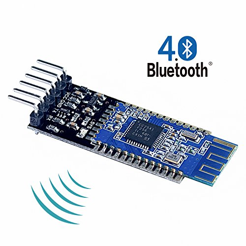 SunFounder Bluetooth 4.0 HM-10 Master Slave Module for Xbee Arduino UNO R3 Mega 2560 Nano by SunFounder