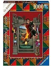 Ravensburger Puzzel Harry Potter 4 - Legpuzzel - 1000 stukjes