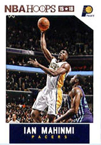 2015-16 Ian Mahinmi #181 Basketball Card