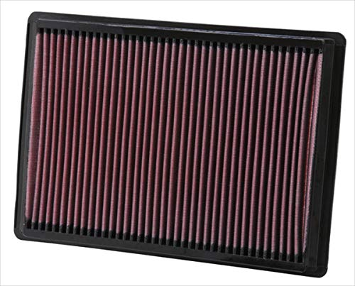 - K&N 33-2295 High Performance Replacement Air Filter
