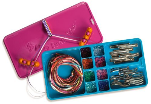 Crorey Creations My Ribbon Barrette Maker Kit, Special Edition by Crorey -