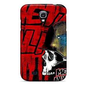 Samsung Galaxy S4 Mxu10655ysGN Provide Private Custom Nice Metal Mulisha Image Excellent Hard Phone Covers -SherriFakhry