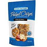 Snack Factory Pretzel Crisps, Original Flavor- 737 Grams