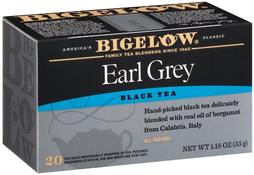 Bigelow Black Tea 20 Count Boxes product image