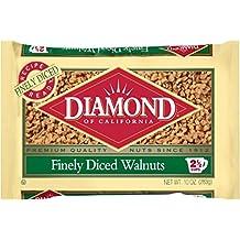 Diamond of California, Finely Diced Walnuts, 10 Ounce