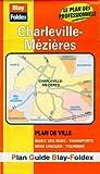 Plan de ville : Charleville-Mézières (avec un index)