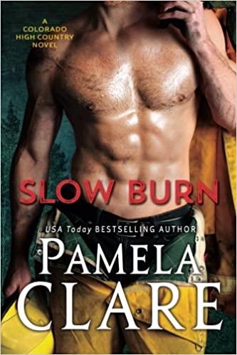 c283da34f9e1d Amazon.com  Slow Burn  A Colorado High Country Novel (Colorado High Country  Series) (Volume 2) (9780990377184)  Pamela Clare  Books