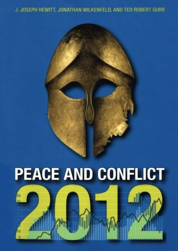 Peace and Conflict 2012: 2012
