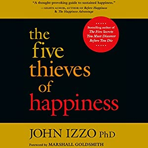 The Five Thieves of Happiness Hörbuch