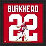 Biggsports Nebraska Cornhuskers Rex Burkhead 20x20 Framed Uniframe Jersey Photo