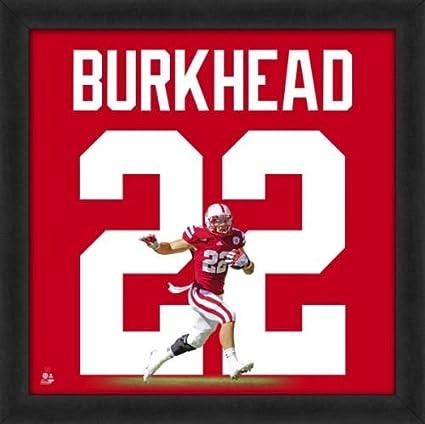 online retailer 3ffbb c0a30 Amazon.com : Biggsports Nebraska Cornhuskers Rex Burkhead ...