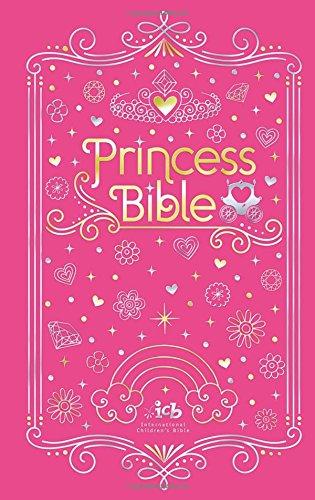 Princess Bible Coloring Sticker Book