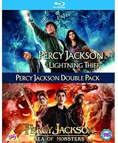 Percy Jackson And The Lightning Thief/Percy Jackson: Sea Of ... 2 Blu-Ray Edizione: Regno Unito Reino Unido Blu-ray: Amazon.es: Percy 1 Jackson & 2: Cine y Series TV