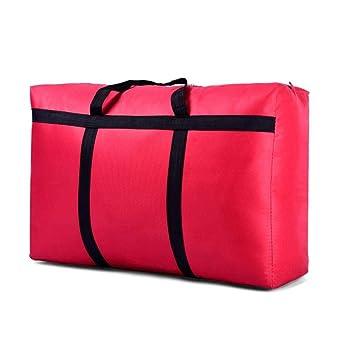 60 30Cm Rot fonxoy-Storage bag Gro/ße Aufbewahrungstasche /Übergro/ße Wasserdicht Gro/ße Reisetaschen W/äschespeicher Feuchtigkeitsbest/ändiges 180L Gro/ße Kapazit/ät Aufbewahrungstasche 100