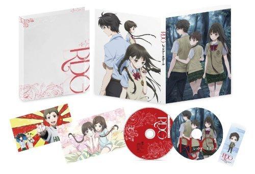 Animation - Rdg Red Data Girl Vol.5 (DVD+CD) [Japan DVD] KABA-10158