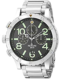 Nixon Men's A4861956 48-20 Chrono Watch
