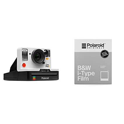 ec0333698b9b Image Unavailable. Image not available for. Color  Polaroid Originals  OneStep 2 VF - White ...