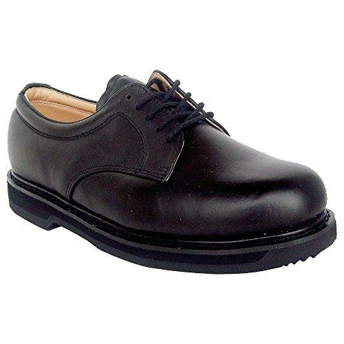 Slip Black Black Shoes Occupational 9001 Mens Dress Non Leather Vegace FqvnwXzE4x