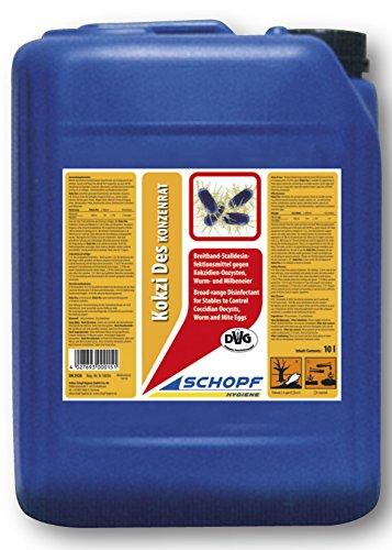 Kokzi Des Breitband Desinfektionsmittel Konzentrat 10 kg.