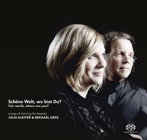 SACD : Julia Kleiter - Fair World Where Are You (Hybrid SACD, O-Card Packaging)