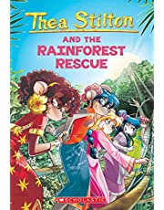 The Rainforest Rescue (Thea Stilton #32) (32)