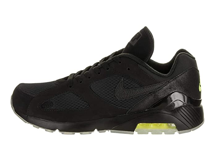 newest 26b25 6ad45 Amazon.com   Nike Air Max 180 Mens Aq6104-001   Running