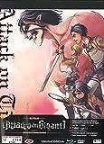 L' Attacco Dei Giganti - Il Film - Parte 1 - L'Arco E La Freccia Cremisi (Ed. Limitata E Numerata) (Blu-Ray+Dvd+T-Shirt Unisex Tg. L) [Import anglais]