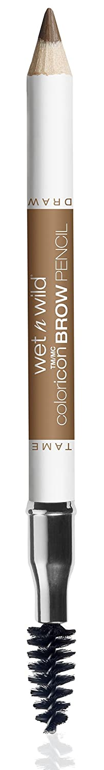 wet n wild Color Icon Brow Pencil Brunettes Do it Better, 1er Pack (1 x 1 Stück) 1er Pack (1 x 1 Stück) 17090