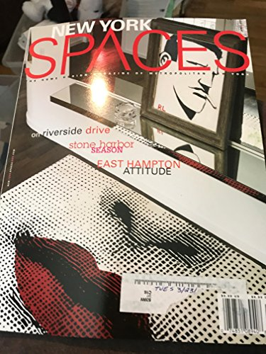new york spaces magazine april 2010 on riverside drive stone harbor season east hampton attitude (New York Spaces Magazine)