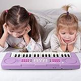 SAOCOOL Kids Piano, 37 Keys Keyboard Piano