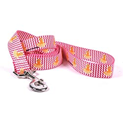 Yellow Dog Design Playful Octopus Dog Leash-Size Large-1 Inch Wide and 5 feet (60 inches) long