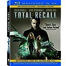 Total Recall (Mastered in 4K) (Single-Disc Blu-ray + UltraViolet Digital Copy)
