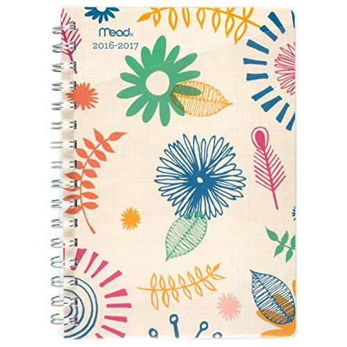 Acco Mead Academic Year Weekly / Monthly Student Planner ...
