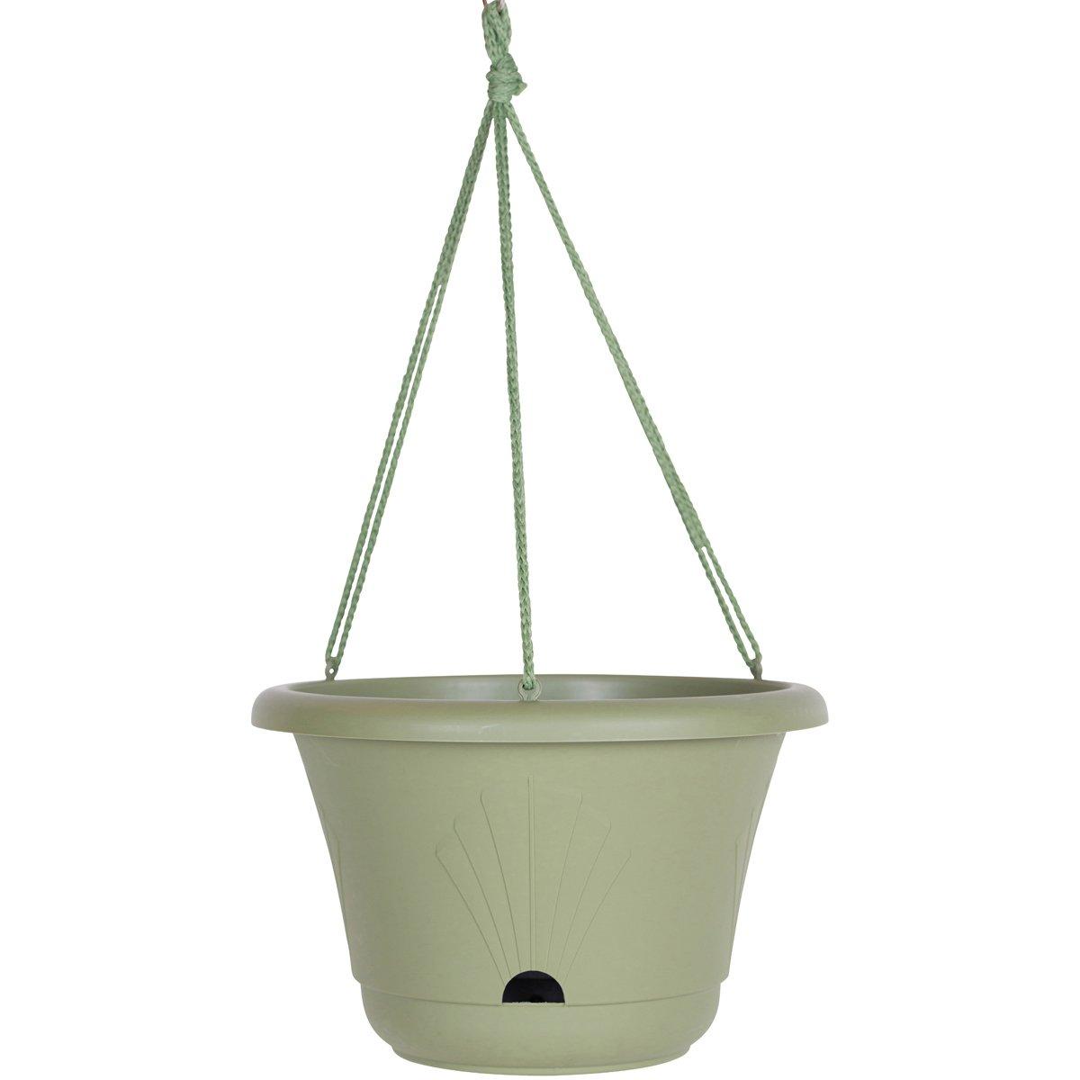 Living Green LHB1342 Bloem Lucca Self Watering Hanging Basket 13