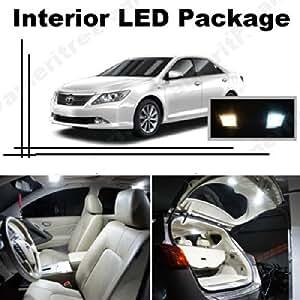 ameritree xenon white led lights interior package white led license plate kit for. Black Bedroom Furniture Sets. Home Design Ideas