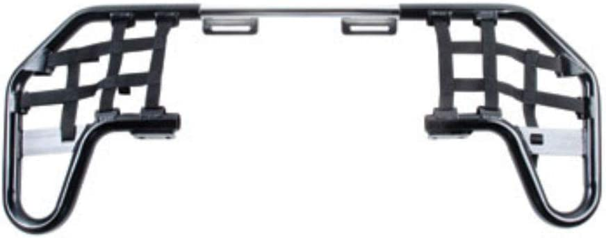 Yamaha Raptor 660 2001-2005 Tusk Comp Series Nerf Bars Black With Black Webbing