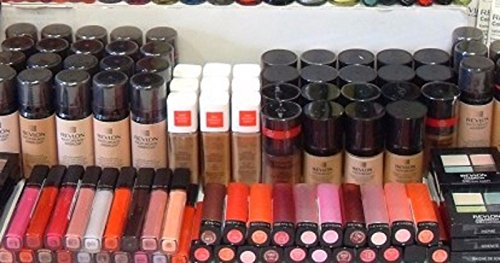 250-Wholesale-Lot-Cosmetic-Maybelline-Revlon-Covergirl-Rimmel-Loreal-Almay-NYC