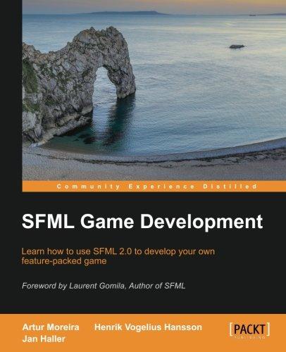 SFML Game Development by Artur Moreira , Henrik Vogelius Hansson , Jan Haller, Publisher : Packt Publishing