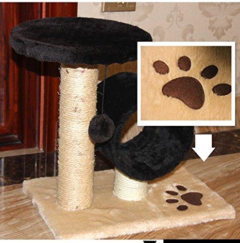 Amazon.com : HAPPYX Cat Tree, Scratching Furniture, Activity Centre : Pet Supplies